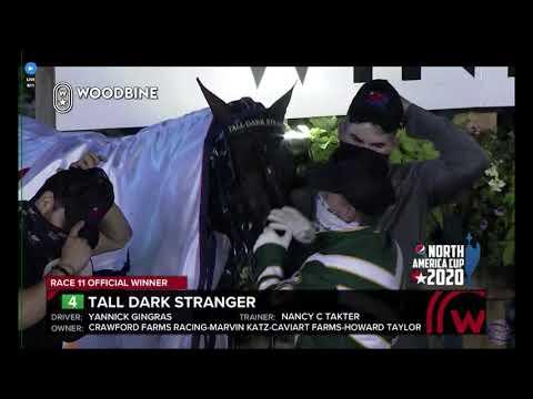 Tall Dark Stranger - $1 Million North America Cup Final